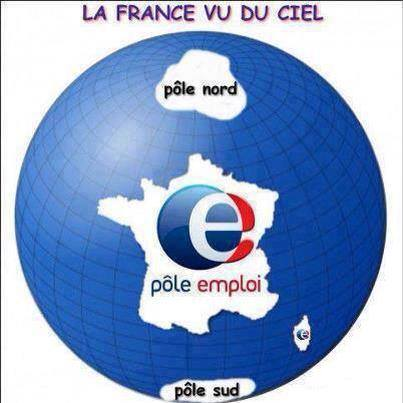 la France vue du ciel - Photos Humour