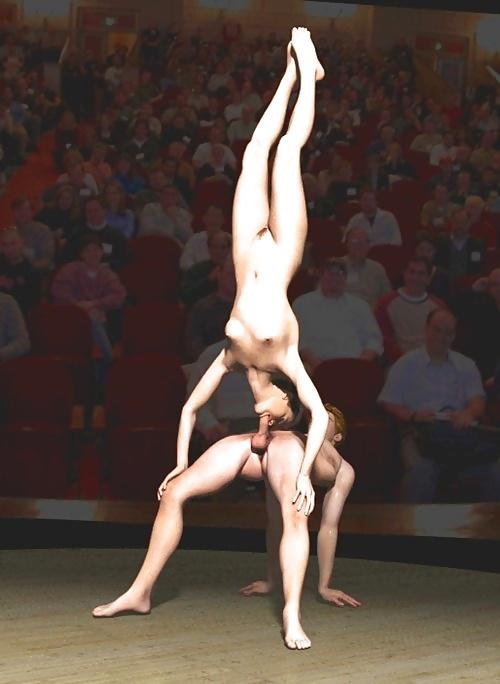 Gymnastique �rotique - Photos Humour
