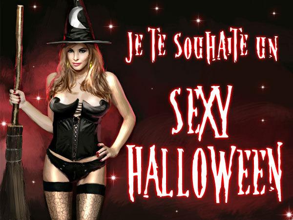 Vidéos de sexe halloween