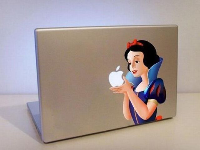 blanche neige apple  - Photos Humour