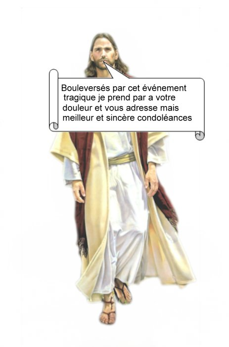 jésus - Photos Humour