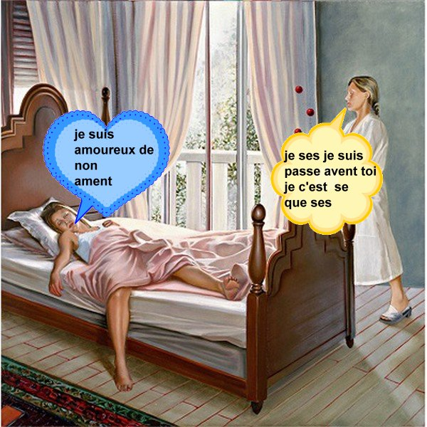 personne malade - Photos Humour