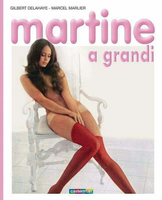 Martine - Photos Humour