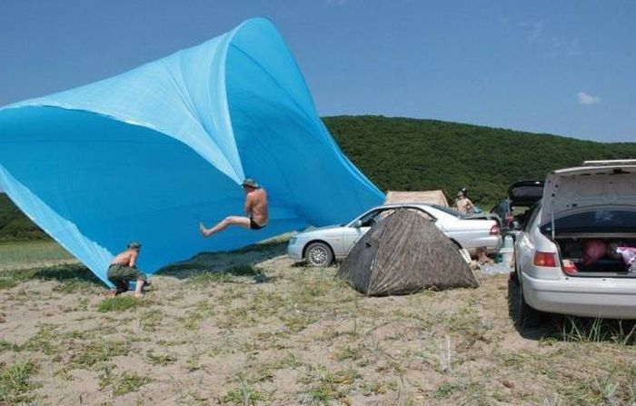 Je vooooole ! - Photos Humour