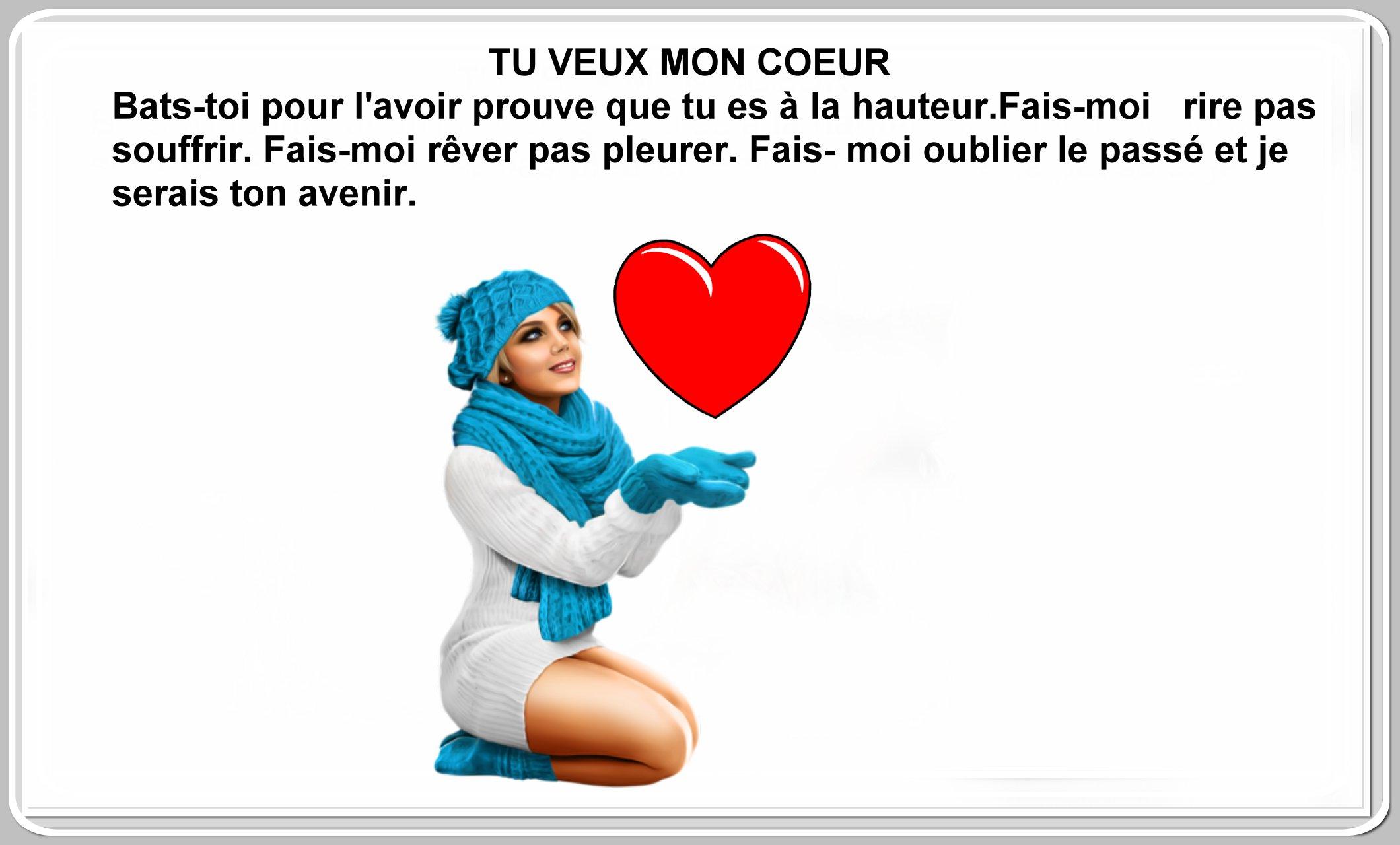 coeur femme - Photos Humour