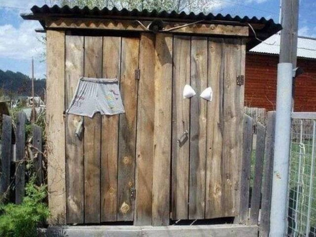 Cabane au fond du jardin photos humour - Ma cabane au fond du jardin francis cabrel ...