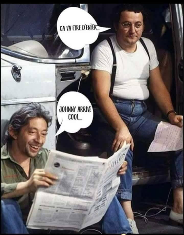 des nouvelles de jonnhy - Photos Humour
