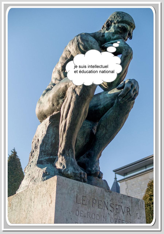Le_Penseur_ - Photos Humour