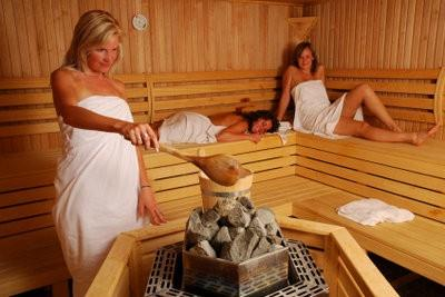 sauna - Photos Humour