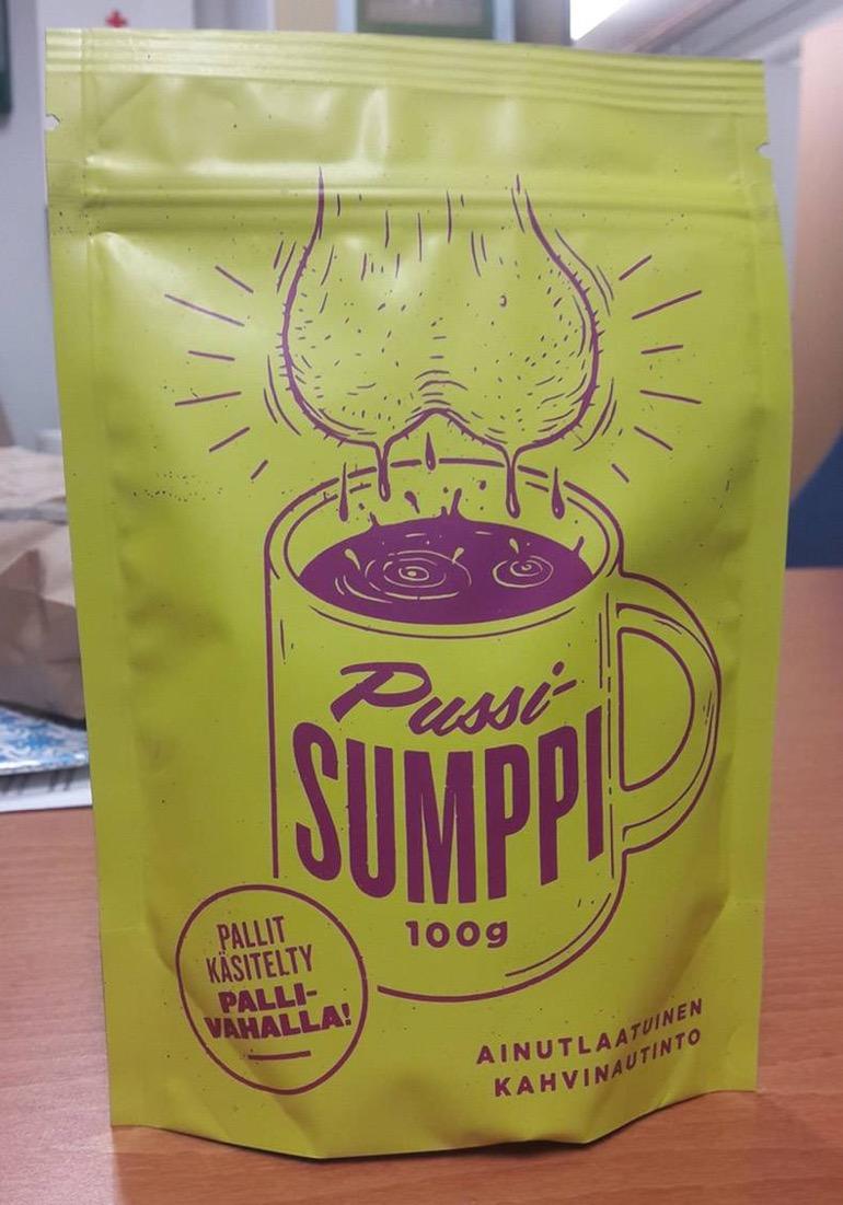 Pussi Sumppi ? ...  - Photos Humour