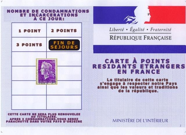 Photos Humour : Carte d