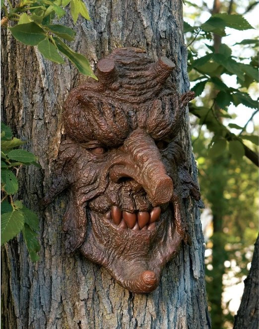 masque-arbre - Photos Humour