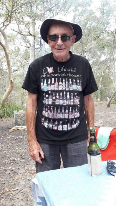 Photos Humour : En cas de petite soif ? ...