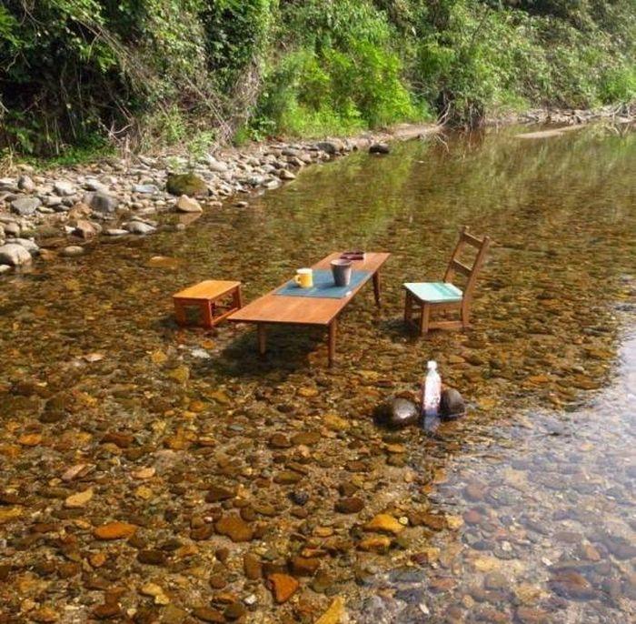 Photos Humour : La table est prête