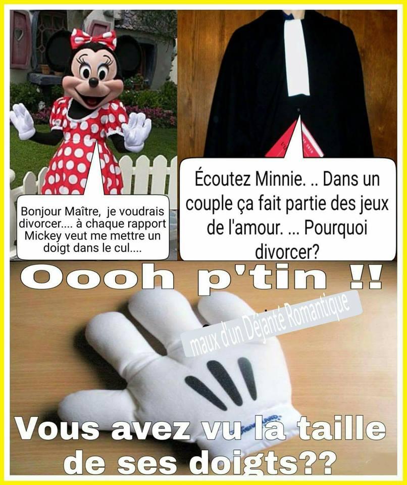 Photos Humour : Mickey