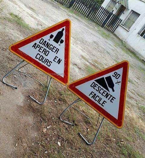 Photos Humour : Panneaux de signalisation