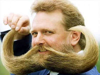 Photos Humour : quelle moustache