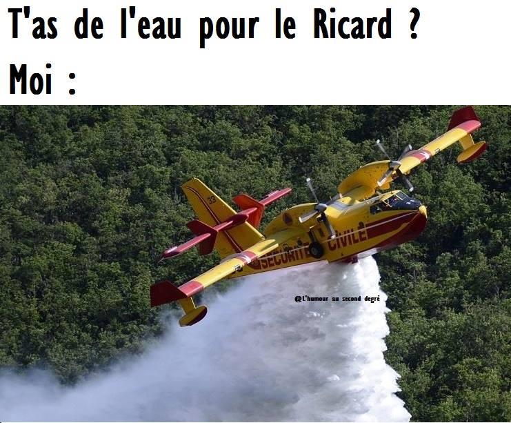 Photos Humour : tu as le Ricard