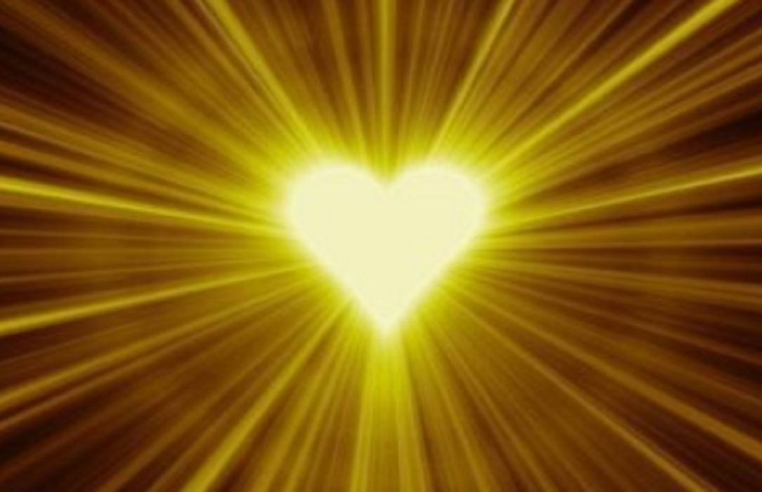 Photos Humour : Amour lumière cœur