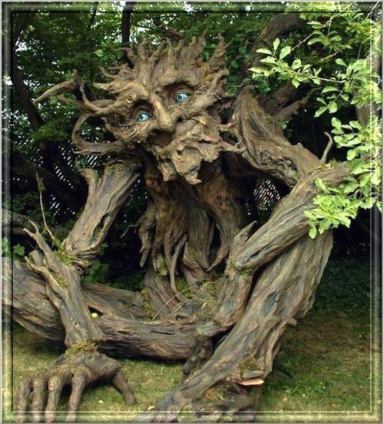 Photos Humour : arbre monstre