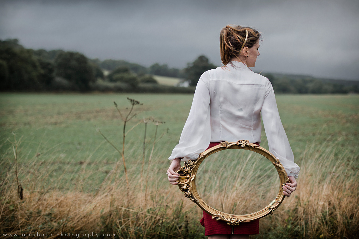 Photos Humour : chants-field-mirror-5-by-alex-baker-photography