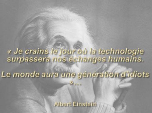Photos Humour : Einstein-avait-raison