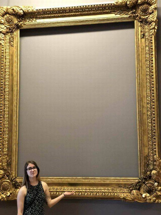 Photos Humour : Qui à voler mon portrait