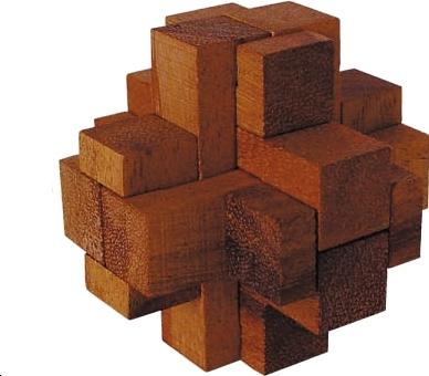 Photos Humour : casse tette chinois en bois