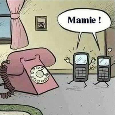 Photos Humour : mamy