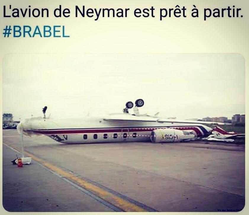 Photos Humour : Neymar