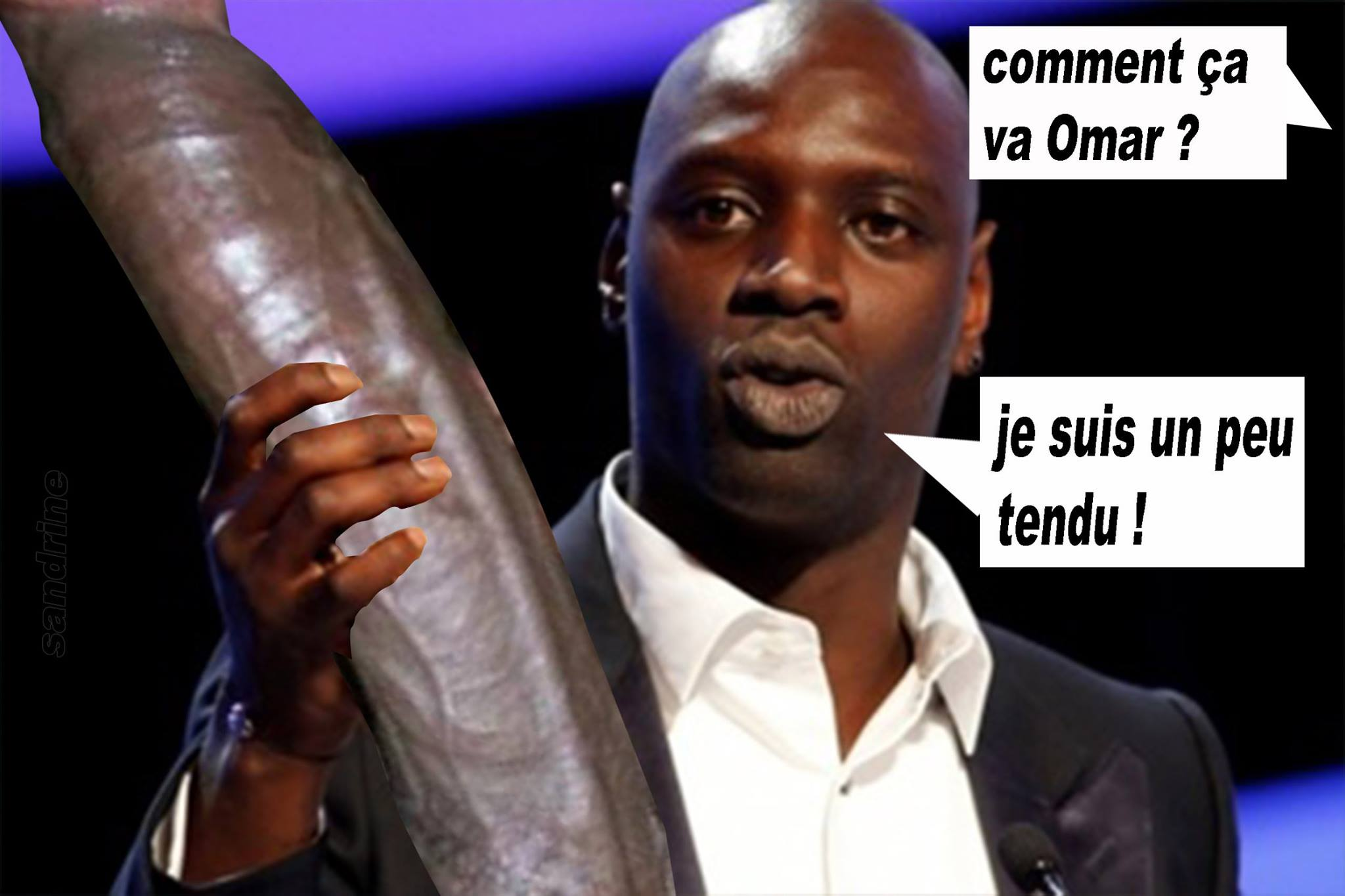 Photos Humour : Omar