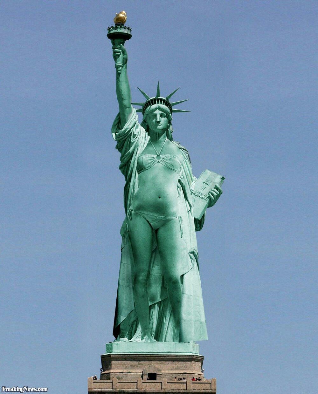 Photos Humour : statue_liberte_sexy