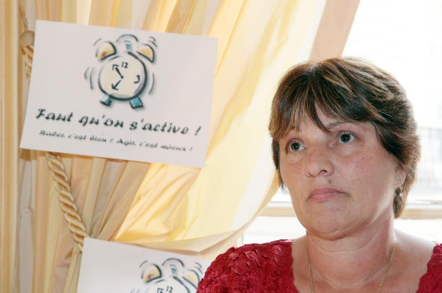 Photo : La mère de Vincent Humbert est décédée