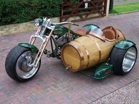 Photos Humour : moto