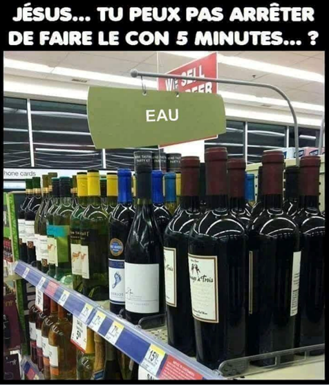 Photos Humour : miracle !!