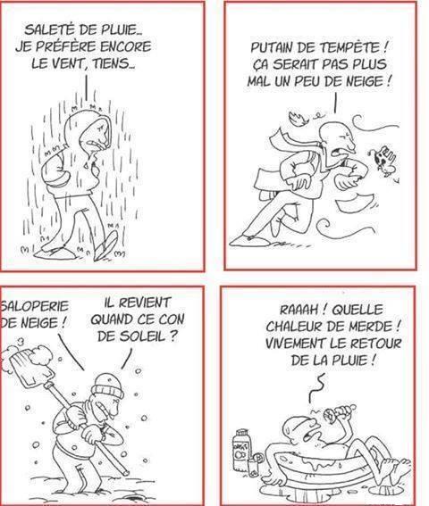 Photos Humour : le français moyen JAMAIS COMPTENT