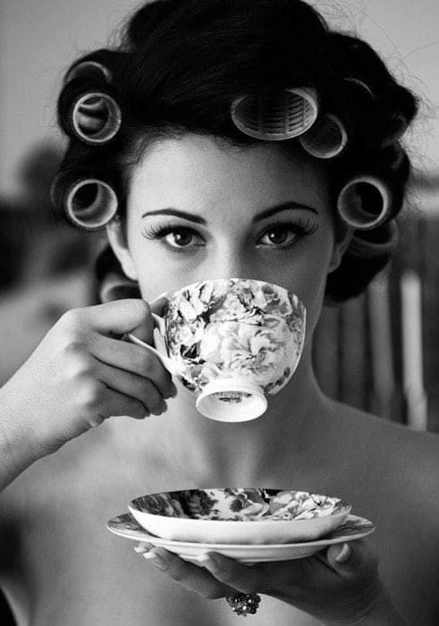 Photos Humour : Le thé est prêt