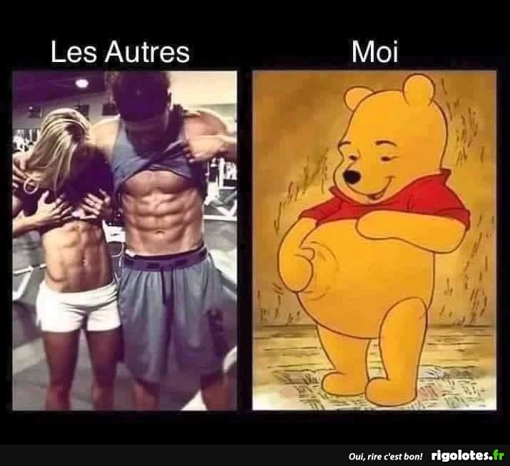 Photos Humour : pour toi Balou