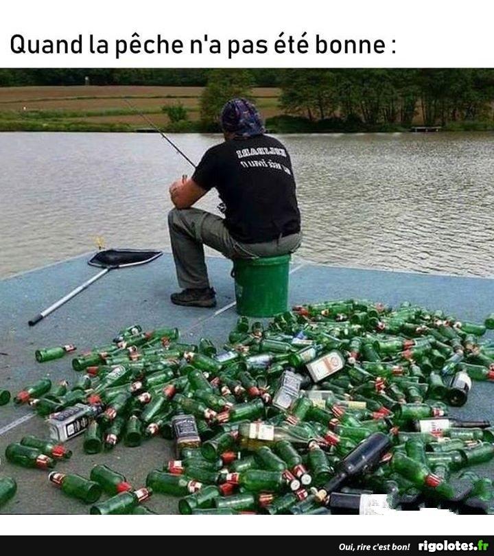 Photos Humour : pêche