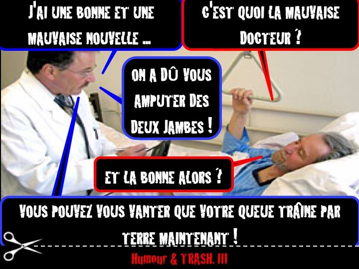 Photos Humour : bonne ou ....