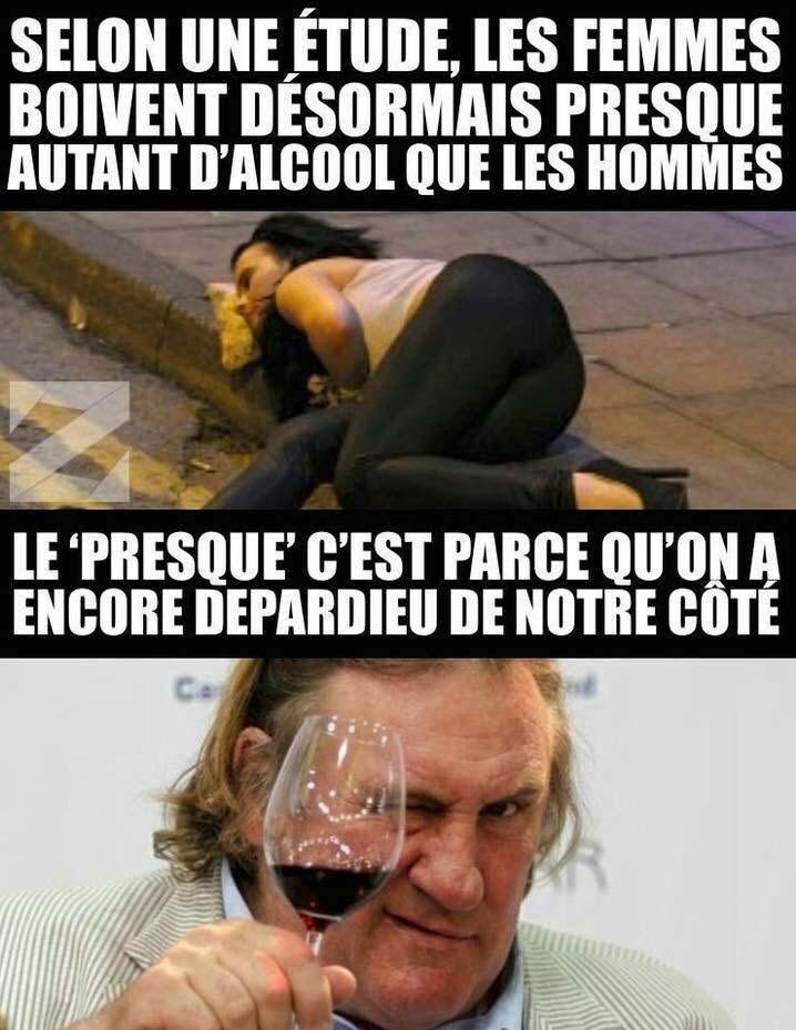 Photos Humour : égalité devant l