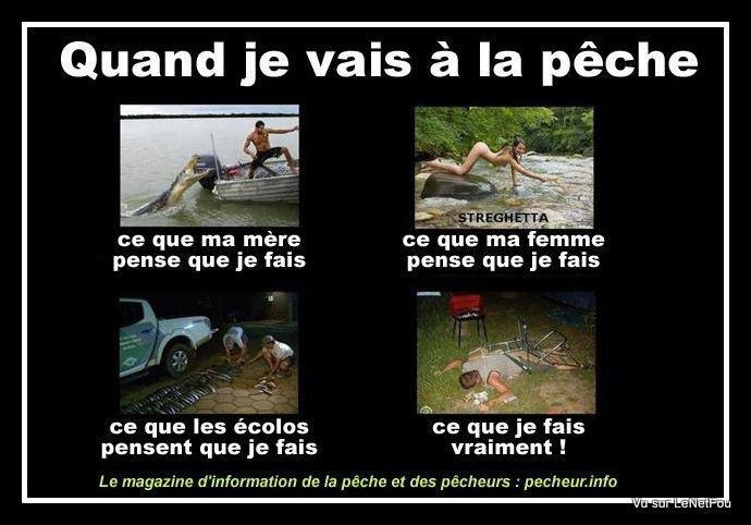 Photos Humour : la pêche