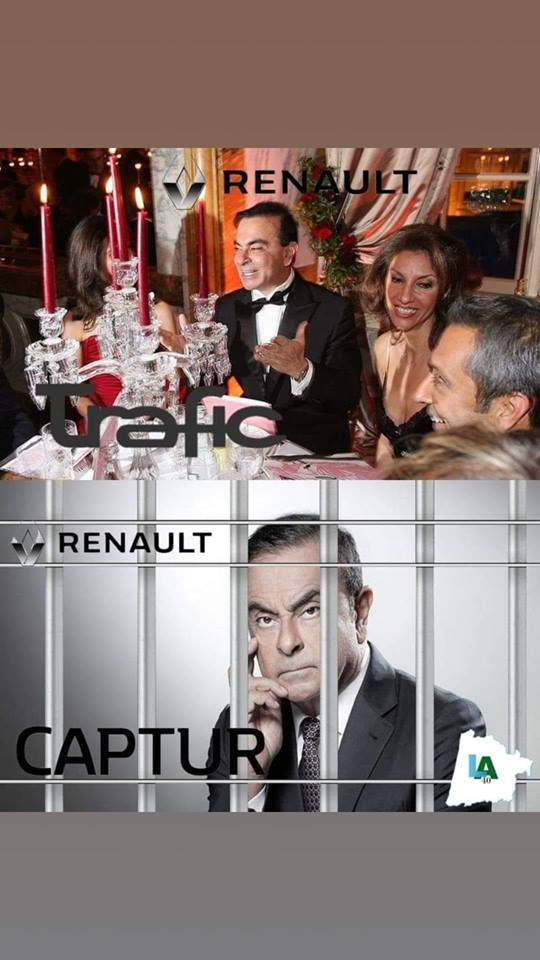 Photos Humour : renault