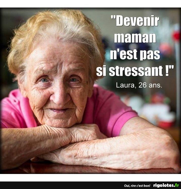 Photos Humour : stressant d