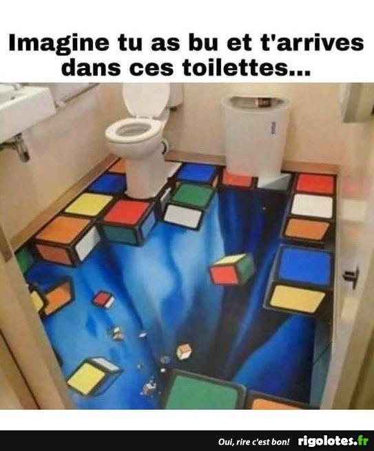 Photos Humour : toilettes
