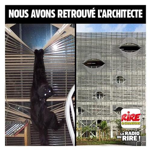 Photos Humour : architecture
