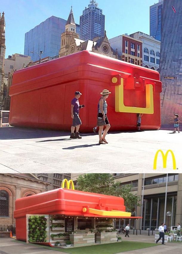 Photos Humour : mac do