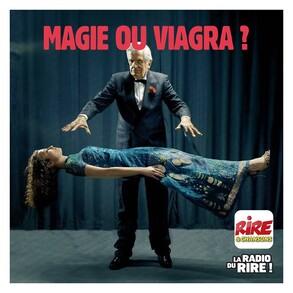 Photos Humour : magie ou viagra