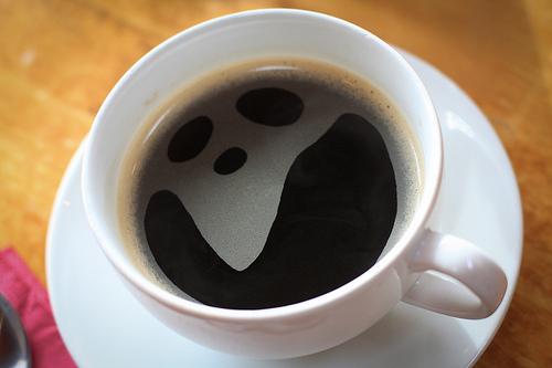 Photos Humour : Le petit café est prêt