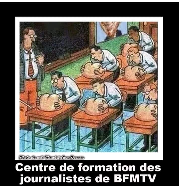 Photos Humour : drôle de centre